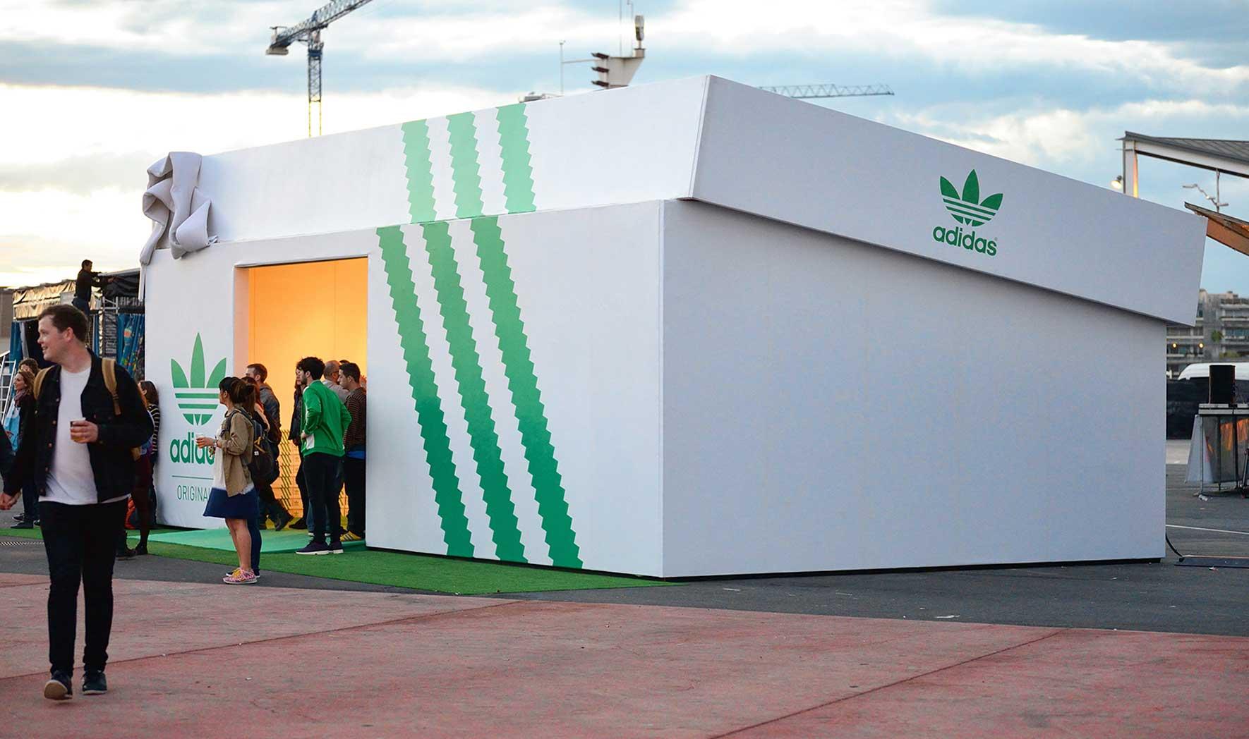 7afb8b74e5567c Einzigartiger Adidas-Store in Amsterdam › moysig creativ agency 360°
