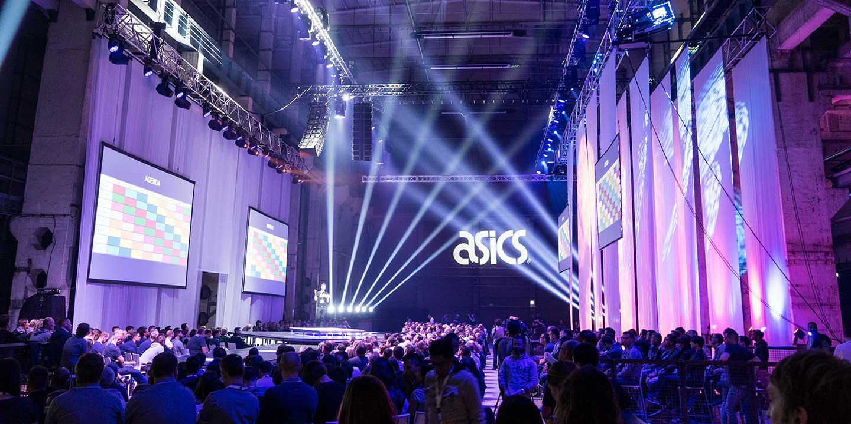 Asics-Kraftwerk Event SS17