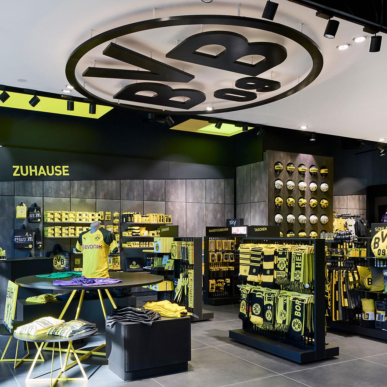 BVB Borussia Dortmund Fanshop