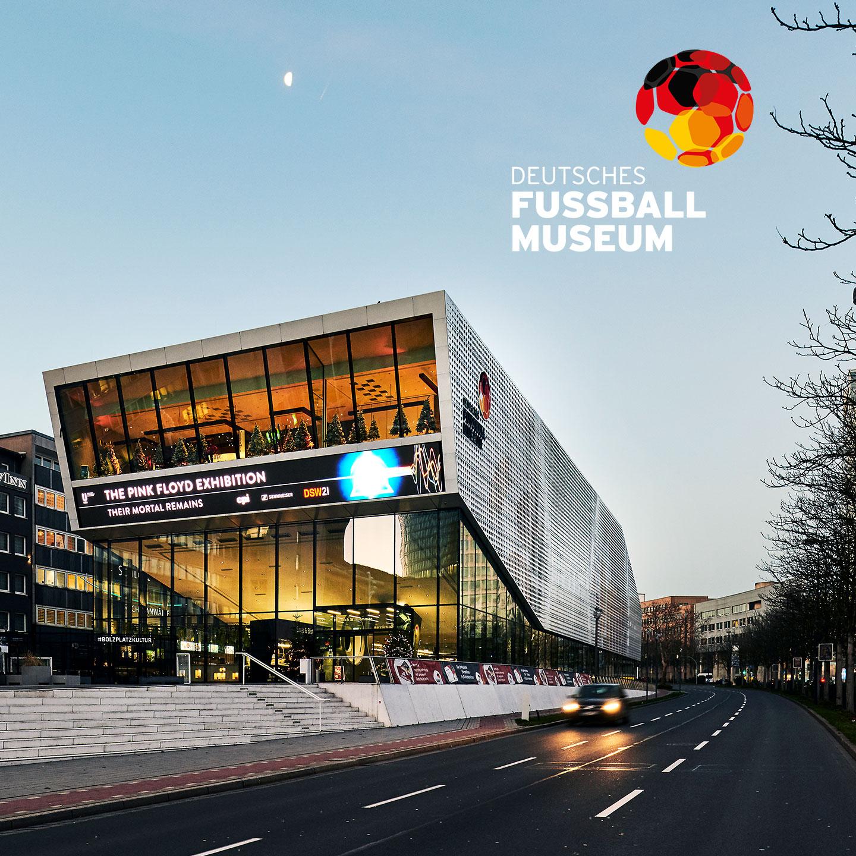 Deutsches Fussball Museum in Dortmund